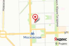 Авиационная ул., 9, Московский район, Санкт-Петербург