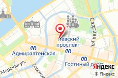 Санкт-Петербург, Невский проспект, 22-24, лит. А, пом. 23