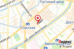 Санкт-Петербург, ул. Гороховая, д. 53