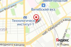 Санкт-Петербург, ул. Серпуховская, д. 26-28 (вход со двора)