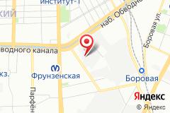 Санкт-Петербург, ул. Заозёрная, д. 8, к. 2