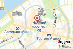 Санкт-Петербург, ул. Малая Конюшенная, д. 8, лит. А