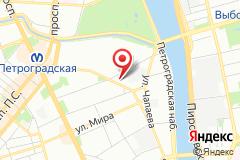 Санкт-Петербург, ул. Льва Толстого, д. 8