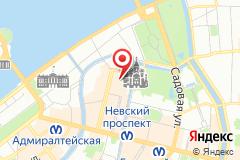 Санкт-Петербург, пл. Конюшенная, д. 2
