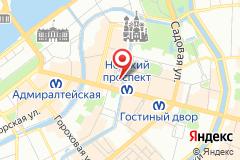 Санкт-Петербург, наб. канала Грибоедова, д. 19