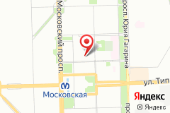 Санкт-Петербург, ул. Авиационная, д. 19, лит. А