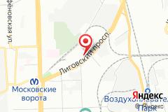 Санкт-Петербург, пр. Лиговский, д. 289Б