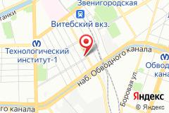 Санкт-Петербург, ул. Рузовская, д. 31, к. 1