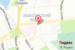 Санкт-Петербург, ул. Есенина, д. 1, к. 1