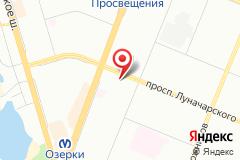 Санкт-Петербург, просп. Луначарского, 13 корпус 1