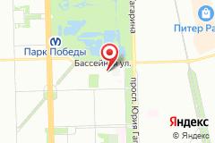 Санкт-Петербург, Бассейная ул., 57