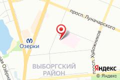 Санкт-Петербург, ул. Есенина, д. 5Б