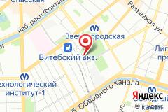 Санкт-Петербург, пер. Подъездной, д. 10