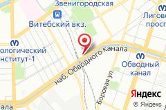 Санкт-Петербург, пер. Подъездной, д. 21