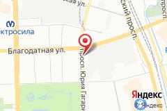 Санкт-Петербург, пр. Юрия Гагарина, д. 2, лит. А