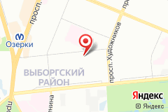 Санкт-Петербург, улица Сикейроса, 19