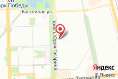 Санкт-Петербург, пр. Юрия Гагарина, д. 18, к. 1