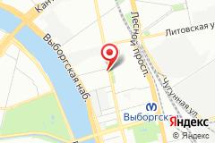 Санкт-Петербург, пр. Большой Сампсониевский, д. 60. лит. А