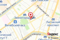 Санкт-Петербург, ул.Звенигородская, д. 16