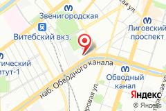 Санкт-Петербург, наб. Обводного канала, д. 93А