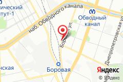 Санкт-Петербург, ул. Боровая д. 59-61