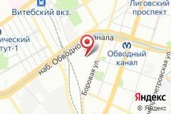 Санкт-Петербург, Боровая ул., д.53, корп.2, лит.А