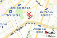 Санкт-Петербург, ул Звенигородская д. 9-11, лит Б.