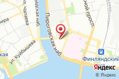 Санкт-Петербург, пр. Финляндский, д. 4, лит. А
