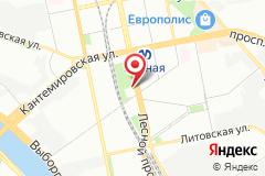 Санкт-Петербург, пр. Лесной, д. 50