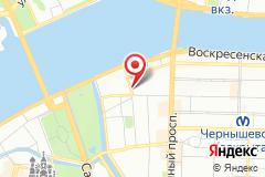 Санкт-Петербург, ул. Гагаринская, д. 6, лит. а