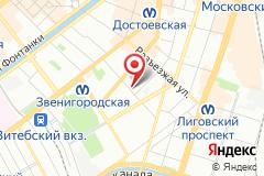 Санкт-Петербург, ул. Социалистическая, д. 16, лит. А