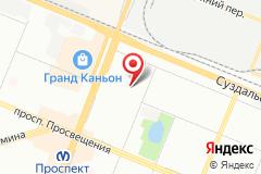 Санкт-Петербург, ул. Есенина, д. 40, к. 2