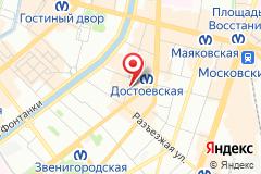 Санкт-Петербург, ул. Рубинштейна, д. 36