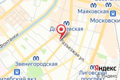 Санкт-Петербург,  ул. Разъезжая, д. 7