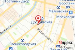 Санкт-Петербург, пр. Загородный, д. 14, лит. а