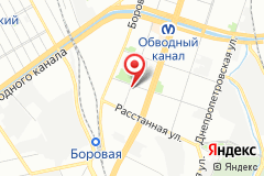 Северо-Западный федеральный округ, Санкт-Петербург, Воронежская ул., 104