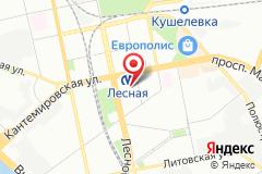 Санкт-Петербург, Лесной проспект 61, кор.3