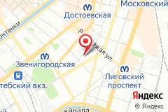 Санкт-Петербург, ул. Достоевского, д. 40