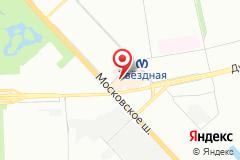 Санкт-Петербург, ул. Звёздная, д. 1