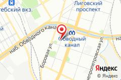 Санкт-Петербург, ул. Воронежская, д. 37