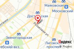 Санкт-Петербург, ул. Разъезжая, д. 12