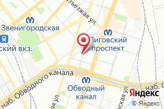 Санкт-Петербург, ул. Воронежская, д. 5