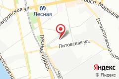 Санкт-Петербург, ул. Новолитовская, д. 7А