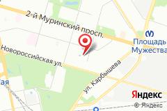 Санкт-Петербург, ул. Болотная, д. 2, к. 1