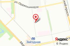 Санкт-Петербург, ул. Пулковская, д. 8, корп. 1