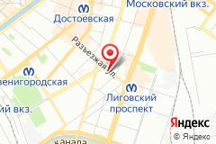 Санкт-Петербург, ул. Разъежая, д. 35