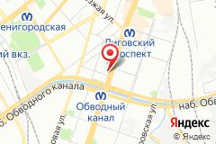 Санкт-Петербург, пр. Лиговский, д. 143