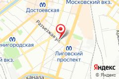 Санкт-Петербург, ул. Разъезжая, д. 40