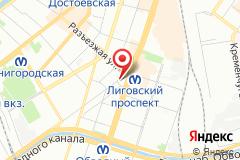 Санкт-Петербург, ул. Мира, д. 3