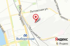 Санкт-Петербург, ул. Чугунная,  дом 2,  лит. У
